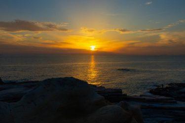 ゆっくりと朝日が昇る情景を想像させる音楽素材「夜明けのhorizon」